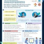 Workshop Nursepreneur: Mendirikan Praktek Mandiri Keperawatan dan Sistem Digitalisasi Praktek Mandiri di Era Revolusi Industri 4.0